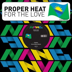 "PROPER HEAT - ""FOR THE LOVE"" SAXTONE REMIX"